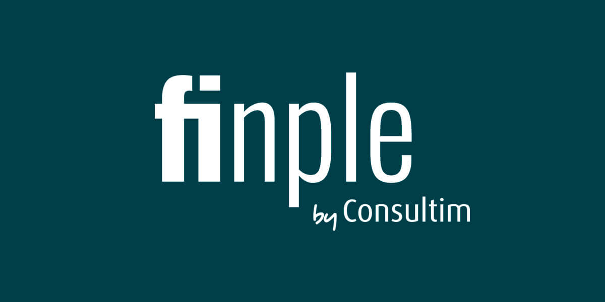 Logo FINPLE BY CONSULTIM