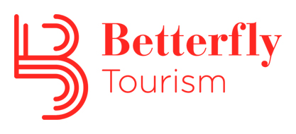 Logo BETTERFLY TOURISM
