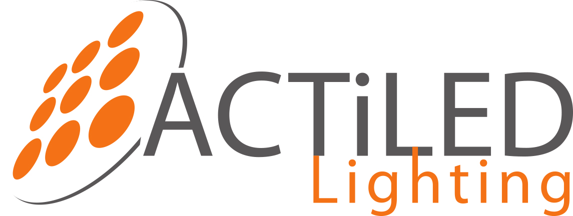 Logo ACTILED LIGHTING